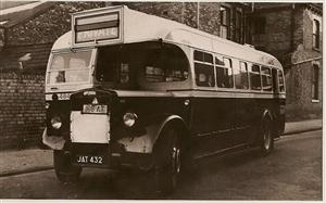 464, Leyland Tiger PS1 JAT 432